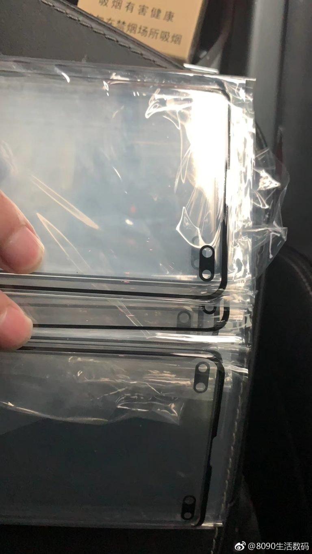 Galaxy S10'un Ön Kamera Deliği Bu Şekilde Olabilir