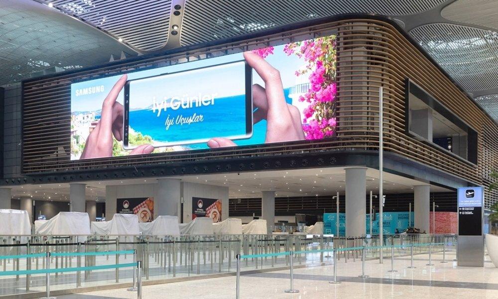 Samsung'un En Büyüğü Artık Türkiye'de!