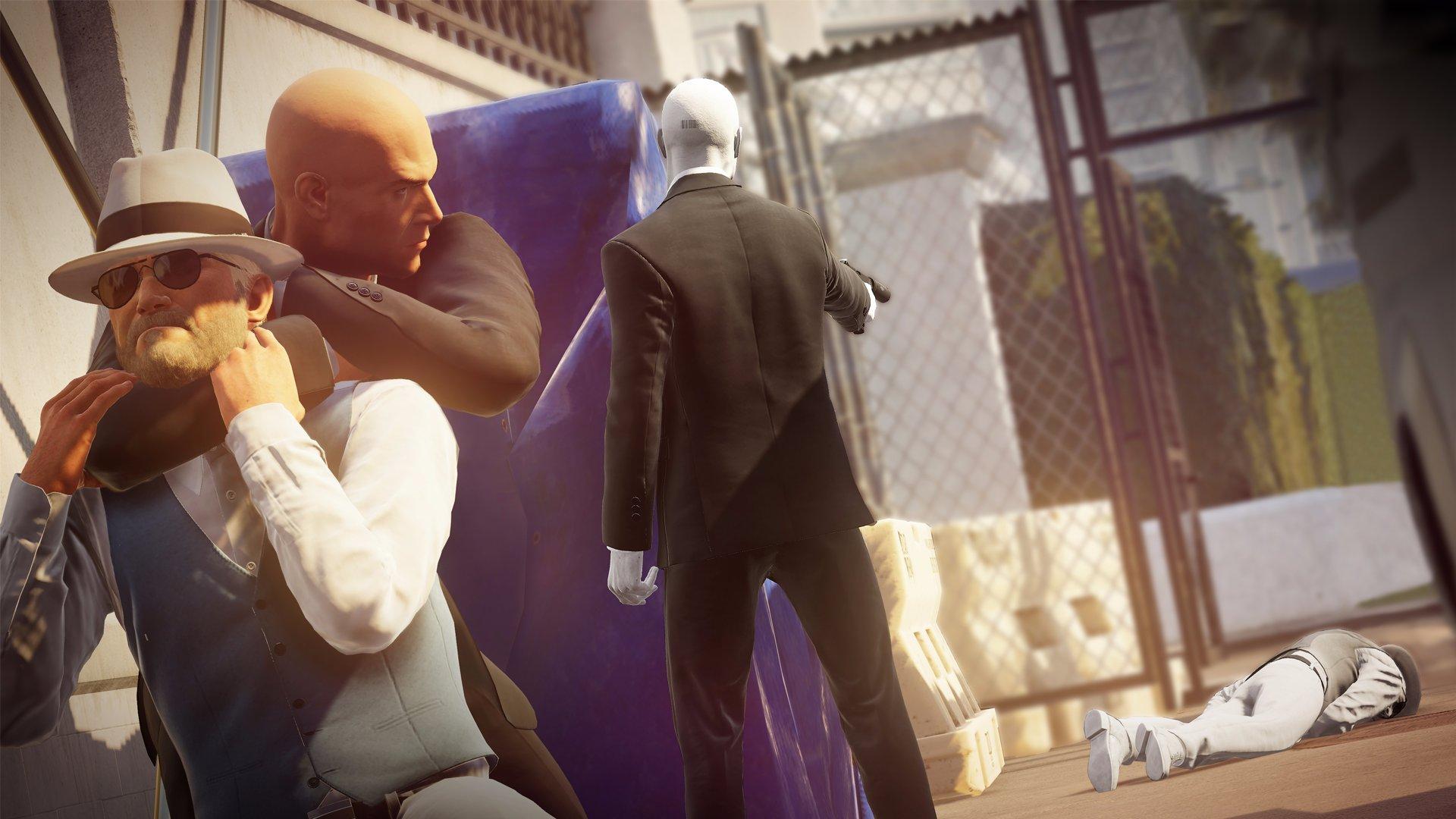 Hayalet modu: Hitman'in ilk multiplayer denemesi