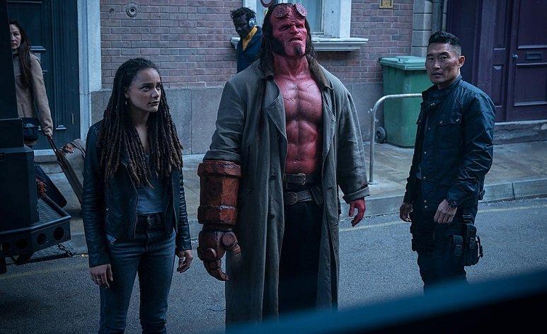 Yeni Hellboy filminin fragmanı yayınlandı!