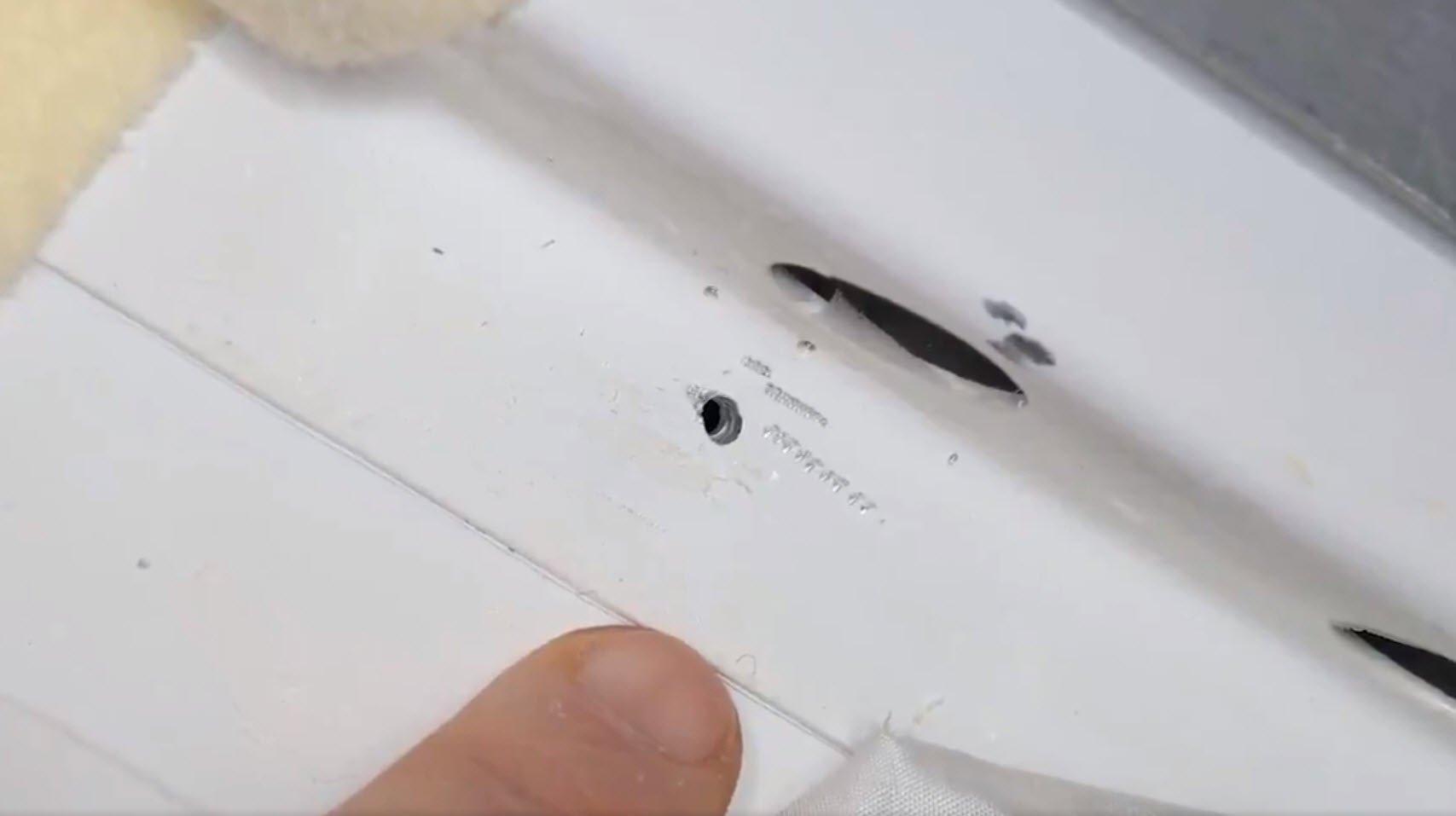 Soyuz'daki Gizemli Delik İçeriden Açılmış