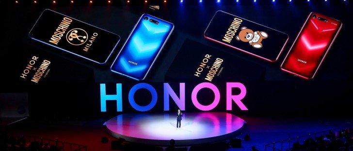 48MP Kameralı Honor View 20, Çin'de Tanıtıldı!