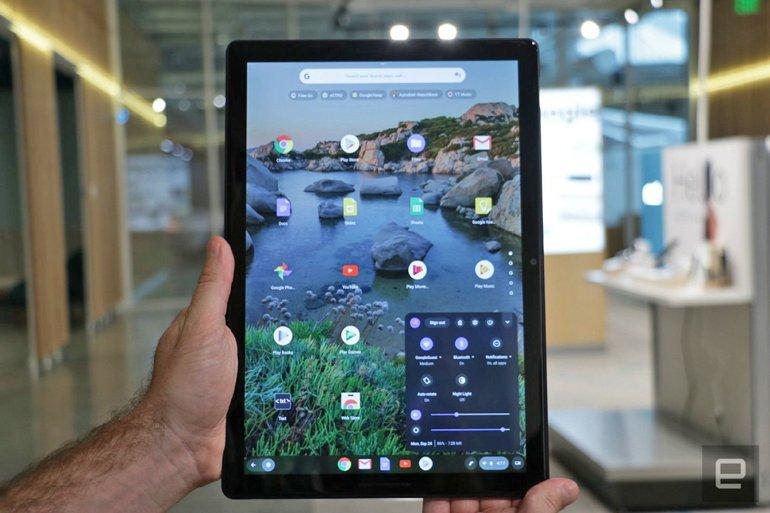 Google, Chrome OS tabletlerdeki sorunu çözecek