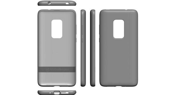 Huawei Mate 30 Pro'a 5 Kamera mı Olacak?