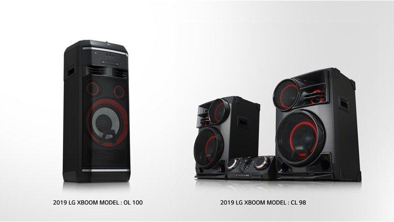 LG, CES 2019'da yeni XBOOM serisini tanıtacak