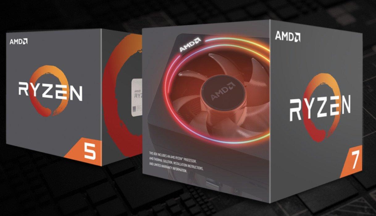 AMD'den Yeni Ryzen İşlemciler