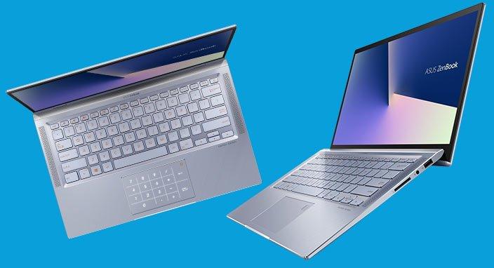 ASUS ZenBook 14, CES 2019'da görücüye çıktı