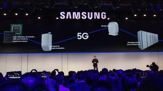 Galaxy S10 CES'te Yok Ama 5G Planları Var