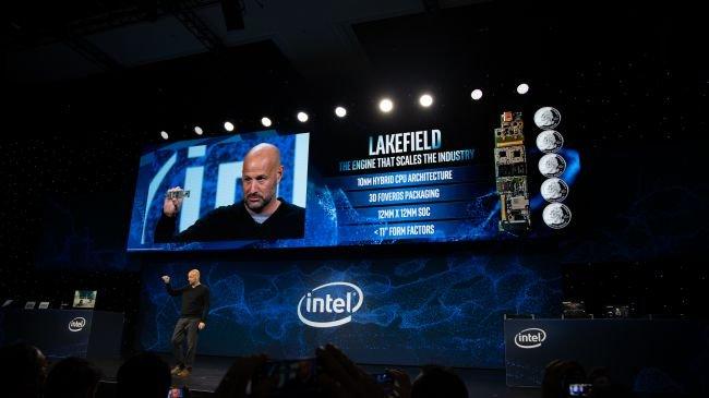 Intel İlk 10nm Ice Lake İşlemcilerini Duyurdu