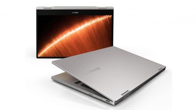 "Samsung'dan ""Gösterişli"" Notebook Flash!"