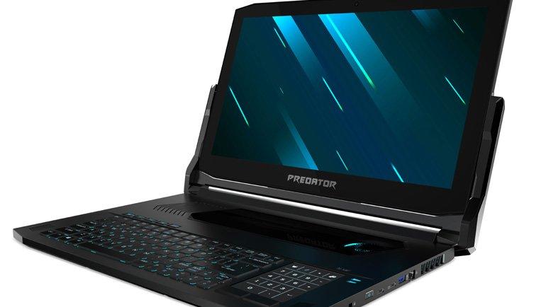 RTX'li Acer Predator Triton 900 Tanıtıldı!