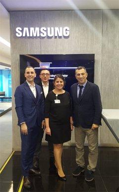 TECPRO, Samsung ile iş ortaklığına imza attı