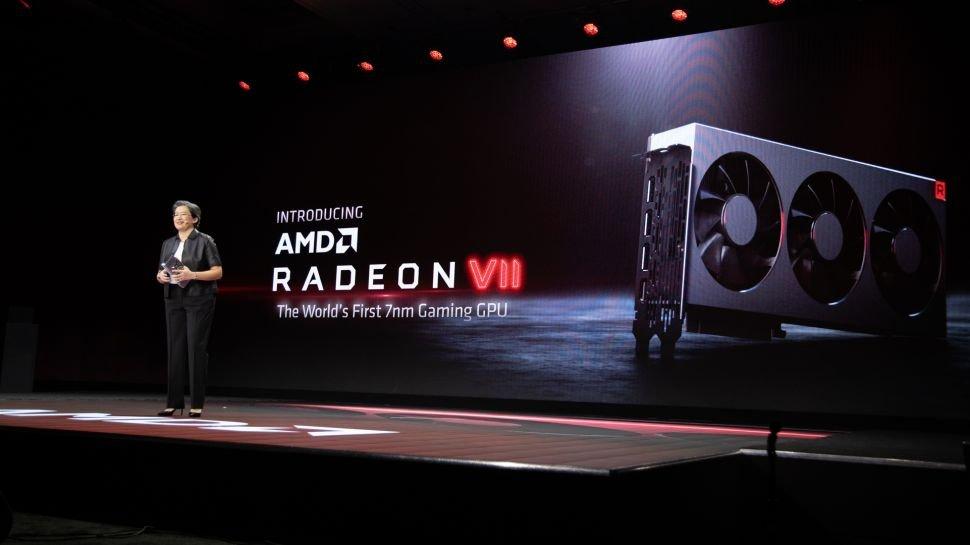 İşte AMD Radeon VII grafik kartı özellikleri