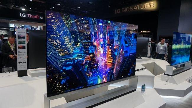 LG 8K OLED TV (OLED88Z9)