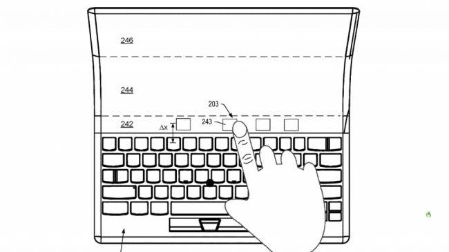 Lenovo, Katlanan Laptop Yapabilir