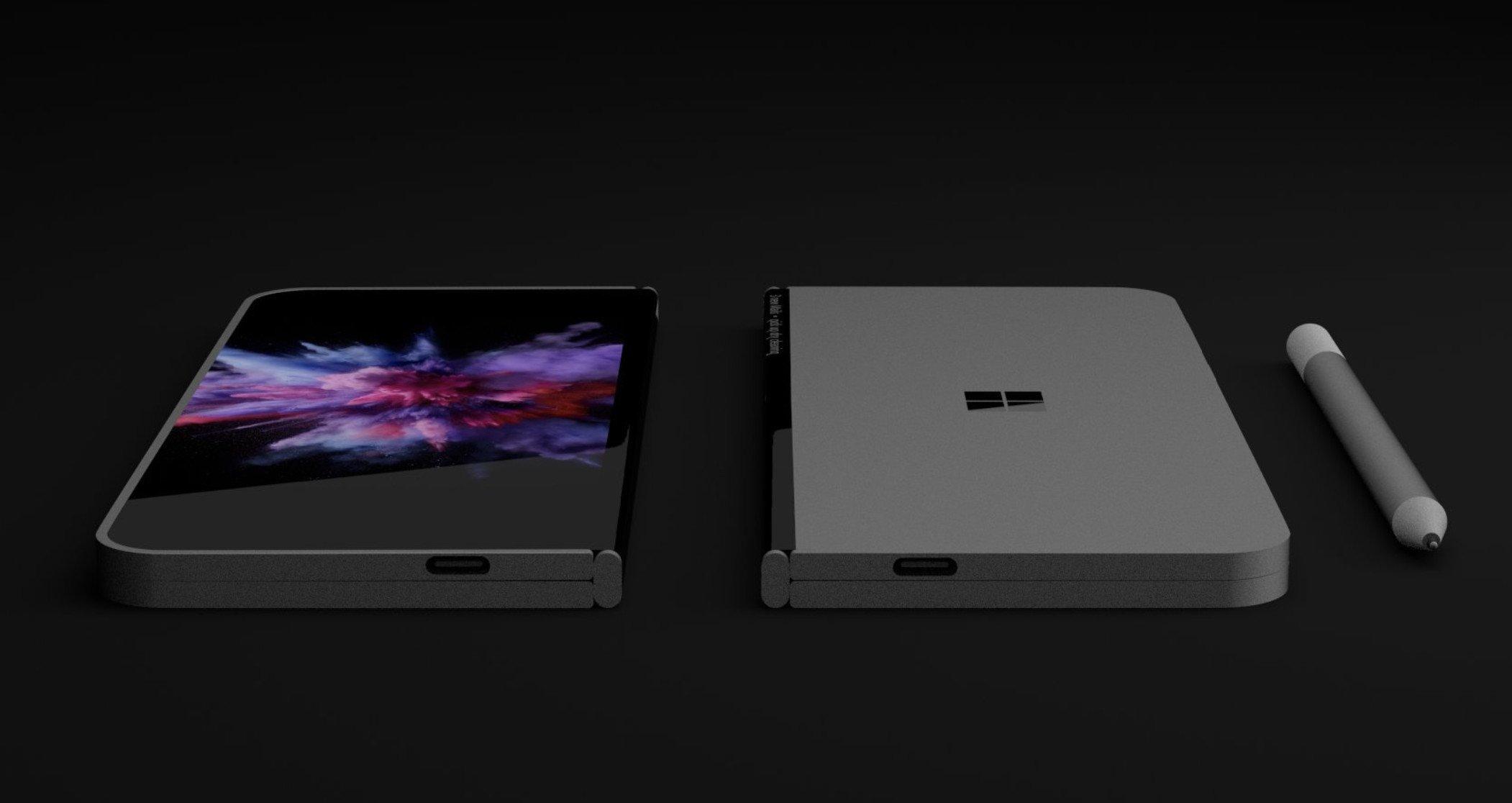 Katlanan Cihazların Windows 10 Yapısı Göründü