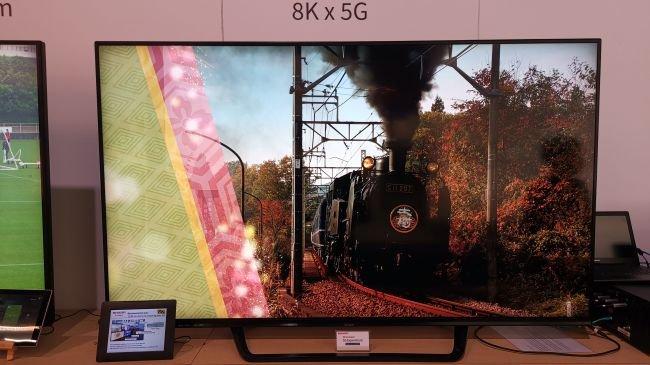 6. 8K 5G TV'ler de gelecek