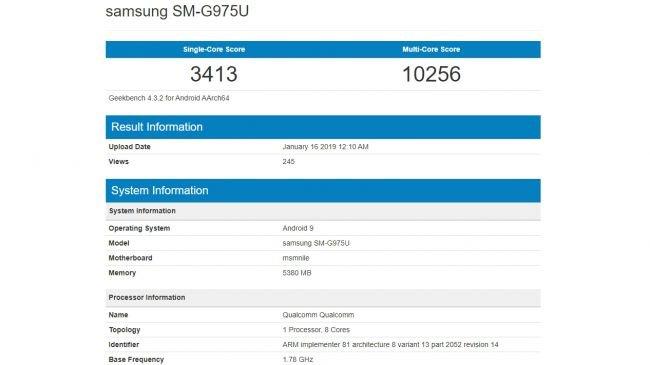 Galaxy S10 Plus, Ne Kadar Hızlı?