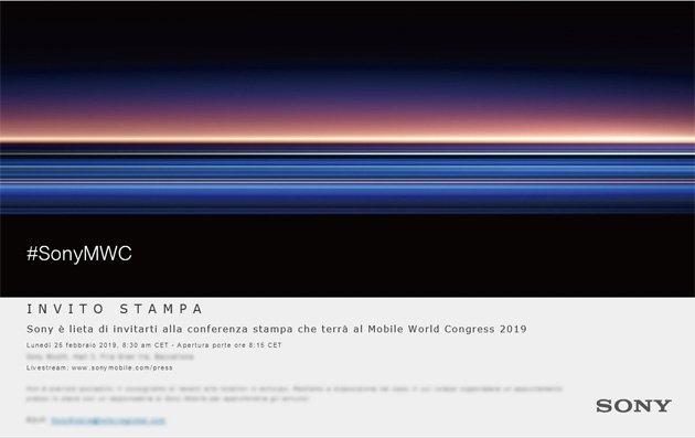 Sony Xperia XZ4 MWC 2019'a Yetişecek