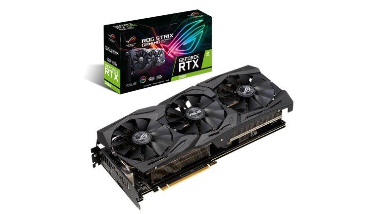ROG Strix GeForce RTX 2060 ekran kartı