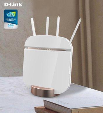 D-Link 5G çağına 5G Gateway ile giriyor!
