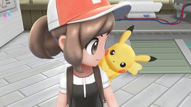 Pokémon: Let's Go Pikachu/Eevee