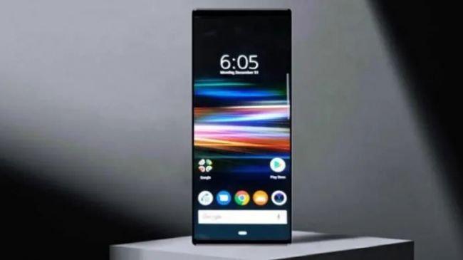Sony Xperia XZ4'den İlk Gerçek Kare Geldi