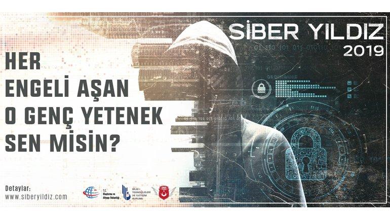 Siber Yıldız Yarışması Başlıyor!