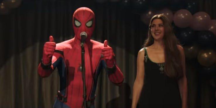 Spider-Man: Far From Home'dan Büyük Başarı!