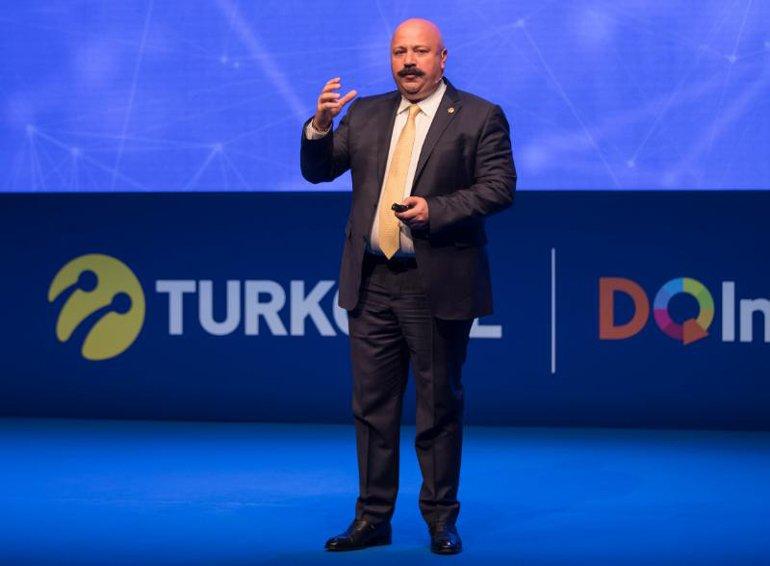Turkcell 'den Dijital Zeka DQ Hamlesi