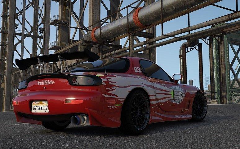 Fast & Furious'tan Yeni Fragman!