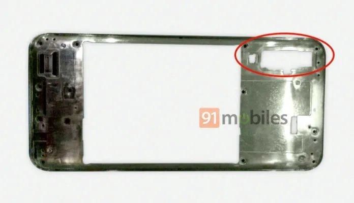 Galaxy A50, Çentik ve Üç Kamerayla Gelebilir