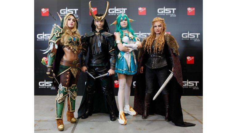 Başarılı cosplayer'lar 20 bin TL değerinde ödül kazandı