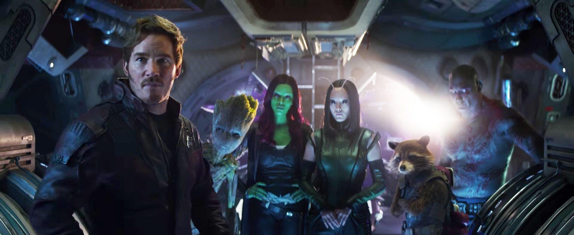 Guardians Of Galaxy 3'ün yıldızından açıklamalar!