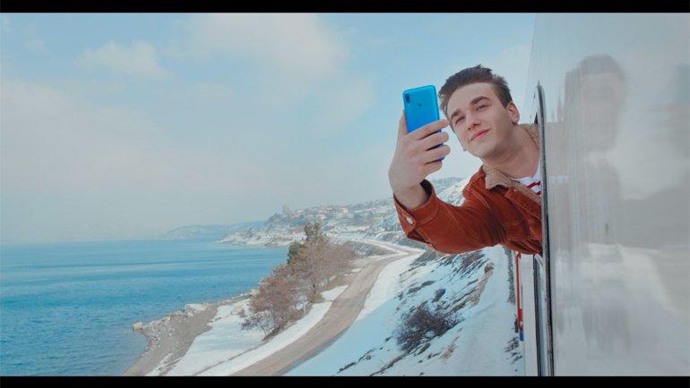 HUAWEI'nin Türkiye'de çekilen ilk reklam filmi!