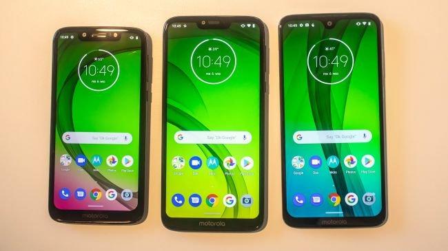 Bütçe Dostu Motorola G7 Serisi Tanıtıldı