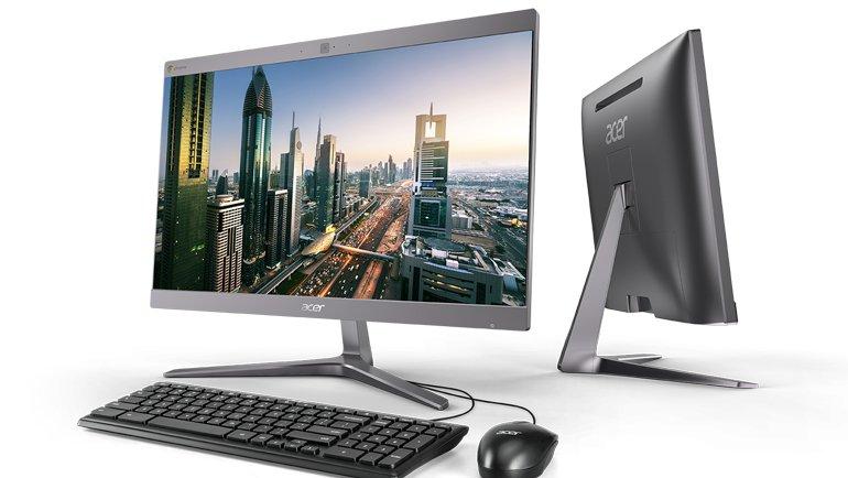 Zahmetsiz Video Konferans: Toplantılar için Acer Chromebase