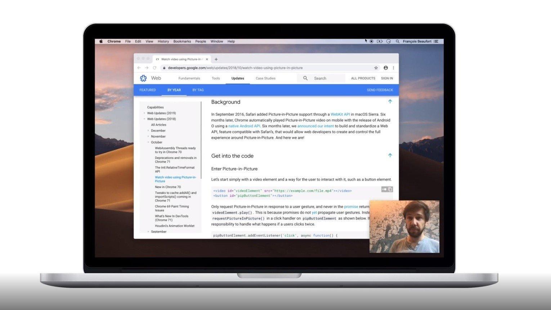 Chrome 73 Yeni ve Kullanışlı İşlevler İle Geliyor