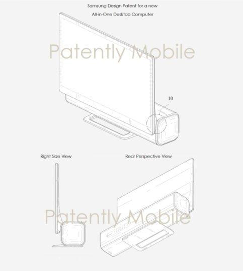 Samsung'un Katlanabilir Planları Gün Yüzüne Çıktı