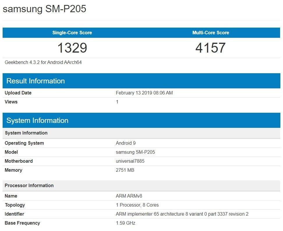 Orta Seviye Samsung Tablet, Göründü!