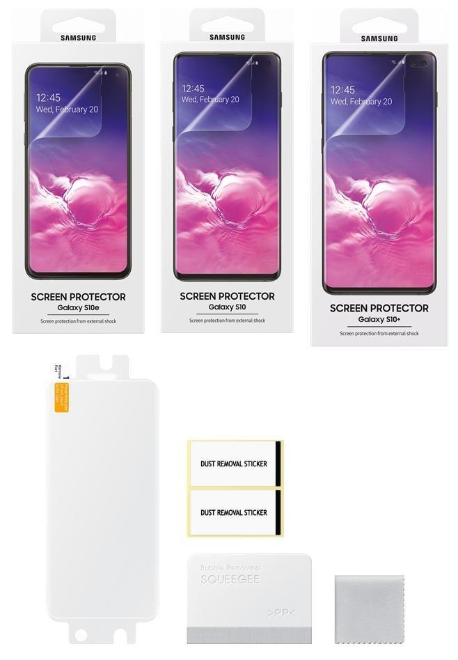Galaxy S10'un Parmak Sensörü için İyi Haber