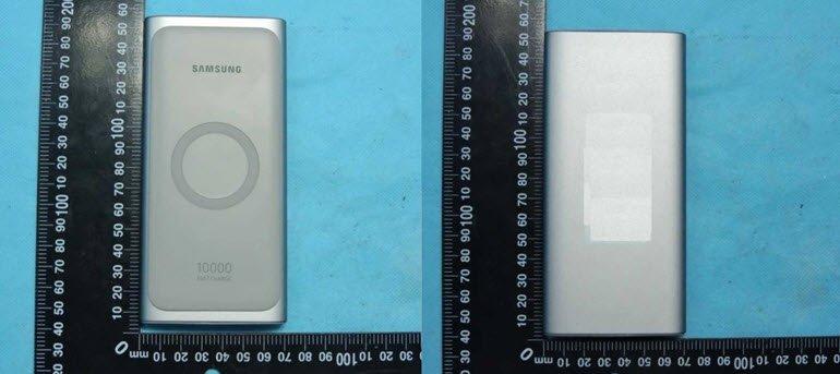 Samsung'un Kablosuz Şarj Cihazı FCC'den Geçti