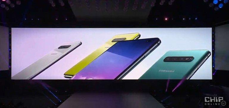 Samsung Galaxy S10 Özellikleri, Fiyatı