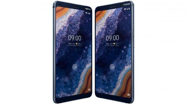 Nokia 9'dan Yüksek Kaliteli Görseller Sızdı!