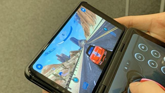 LG'den Katlanan Ekranlara Cevap: LG DualScreen