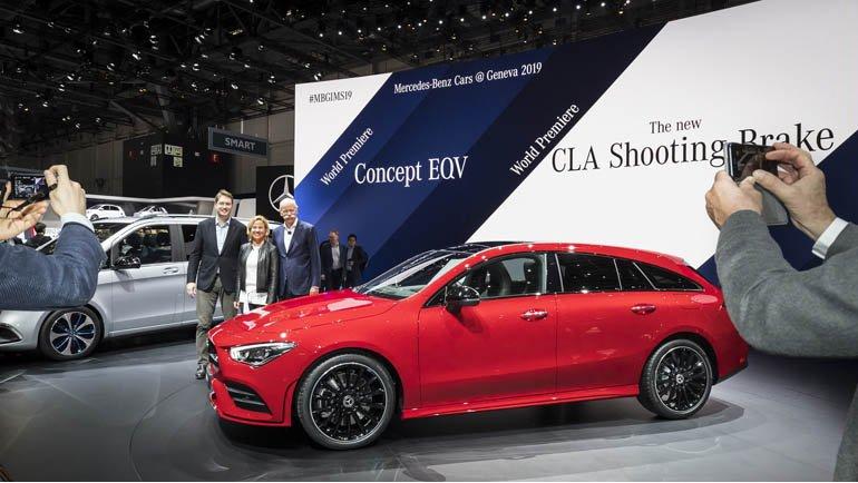 Mercedes-Benz GLC: MBUX ve yeni motor seçenekleri