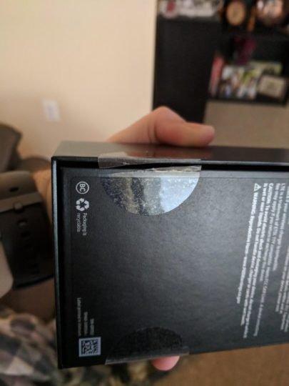 Galaxy S10'ların Kutusu Önceden Açılmış Çıktı!