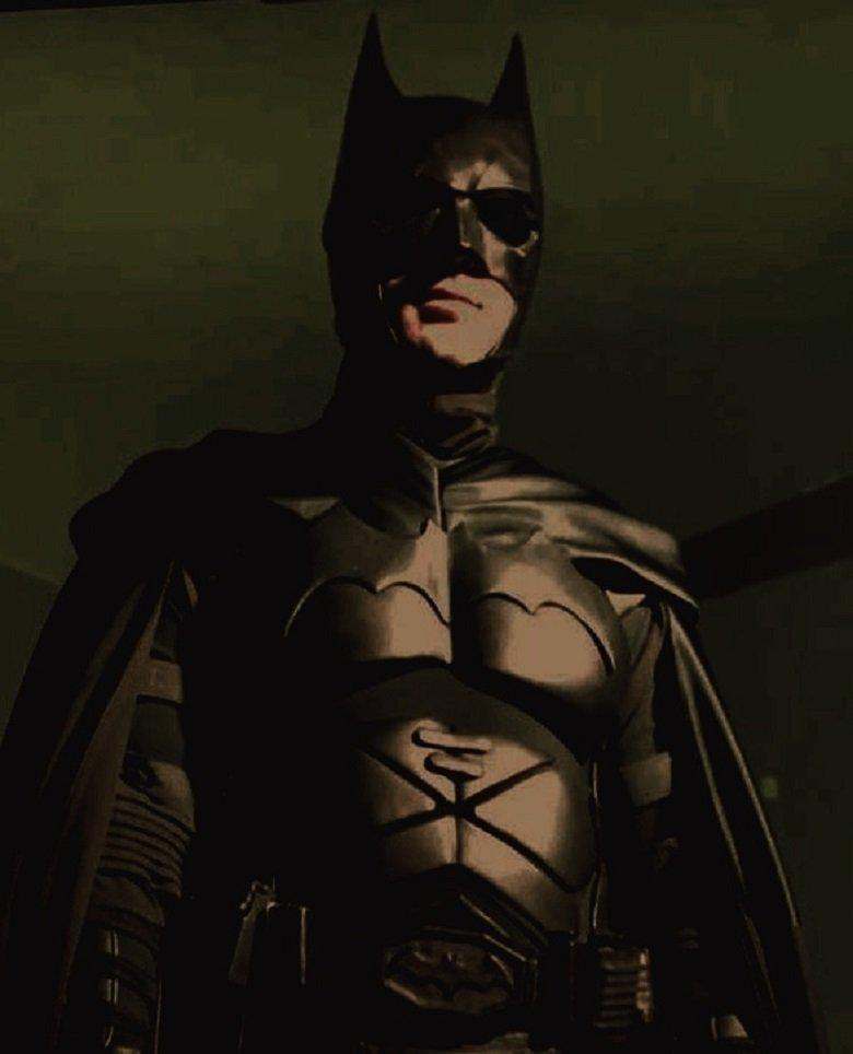 Batman'in Yeni Kostümü Sızdırıldı!