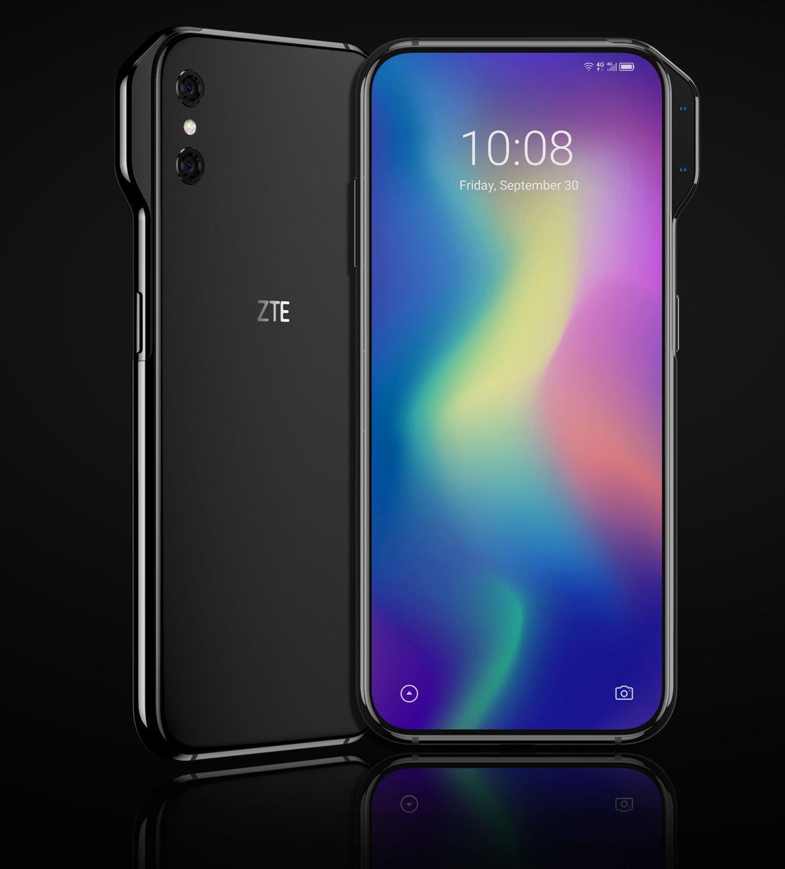 ZTE Axon S, Kameralarını Yana Kayarak Gizleyebilir