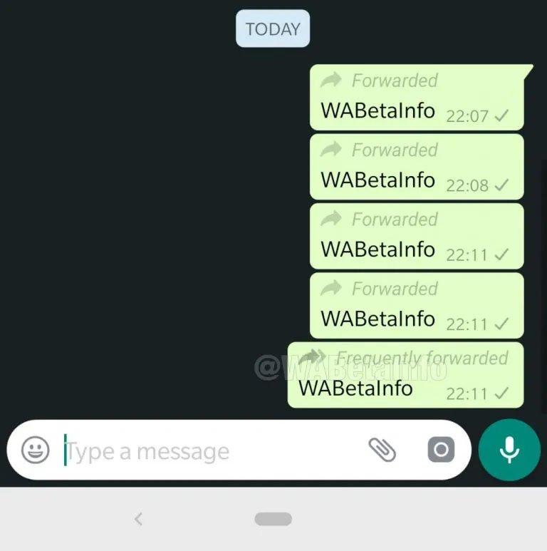 WhatsApp'tan Yeni Yalan Haber Çözümü